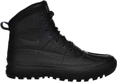 Amazon.com | Nike Woodside II Men's Waterproof Leather Boots ...