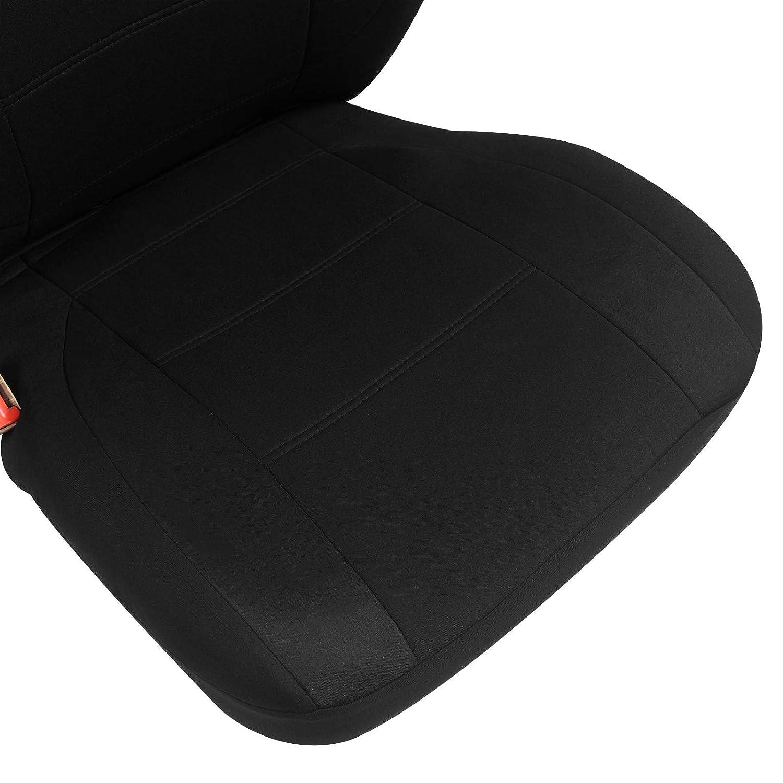 WOLTU AS7315 Sitzbez/üge Sitzbezug Auto Schonbez/üge universal Gr/ö/ße schwarz blau