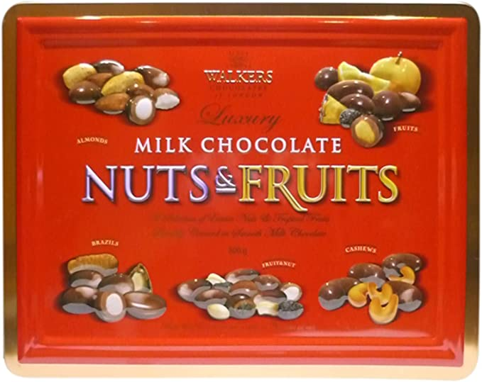 Sapphire Chocolate Coated Nuts Almonds 175g