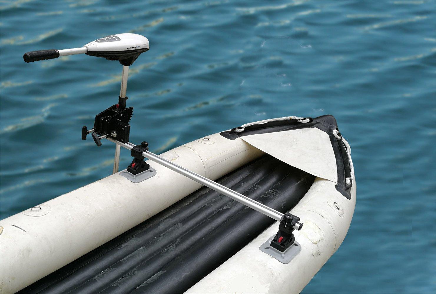 Brocraft Hinchable Soporte de Motor eléctrico de Kayak/Sup Paddle ...