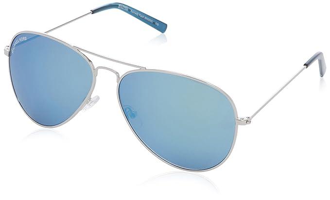 aa5fb3f3f5d6 Michael Kors M3005S Kennedy Flash Aviator Sunglasses, 08B Gunmetal ...