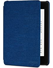 All-new Kindle Paperwhite Water-Safe Fabric Cover (10th Generation-2018) - Blue