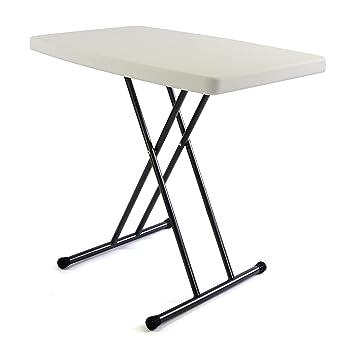 Sonlex Partytisch Beistelltisch 50x70 Cm Weiss Campingtisch