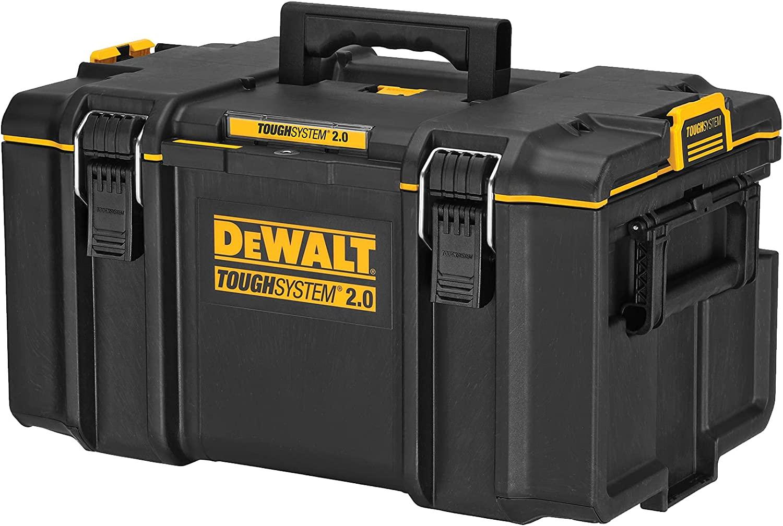 DEWALT DWST08300 TOUGH SYSTEM 2.0 LARGE TOOL BOX