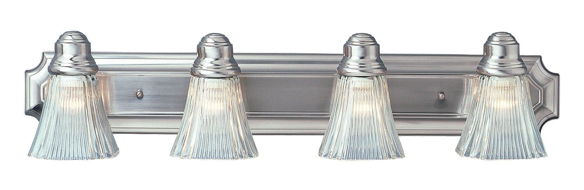 Trans Globe Lighting 2504 ROB Indoor  Del Rey 30'' Vanity Bar, Rubbed Oil Bronze