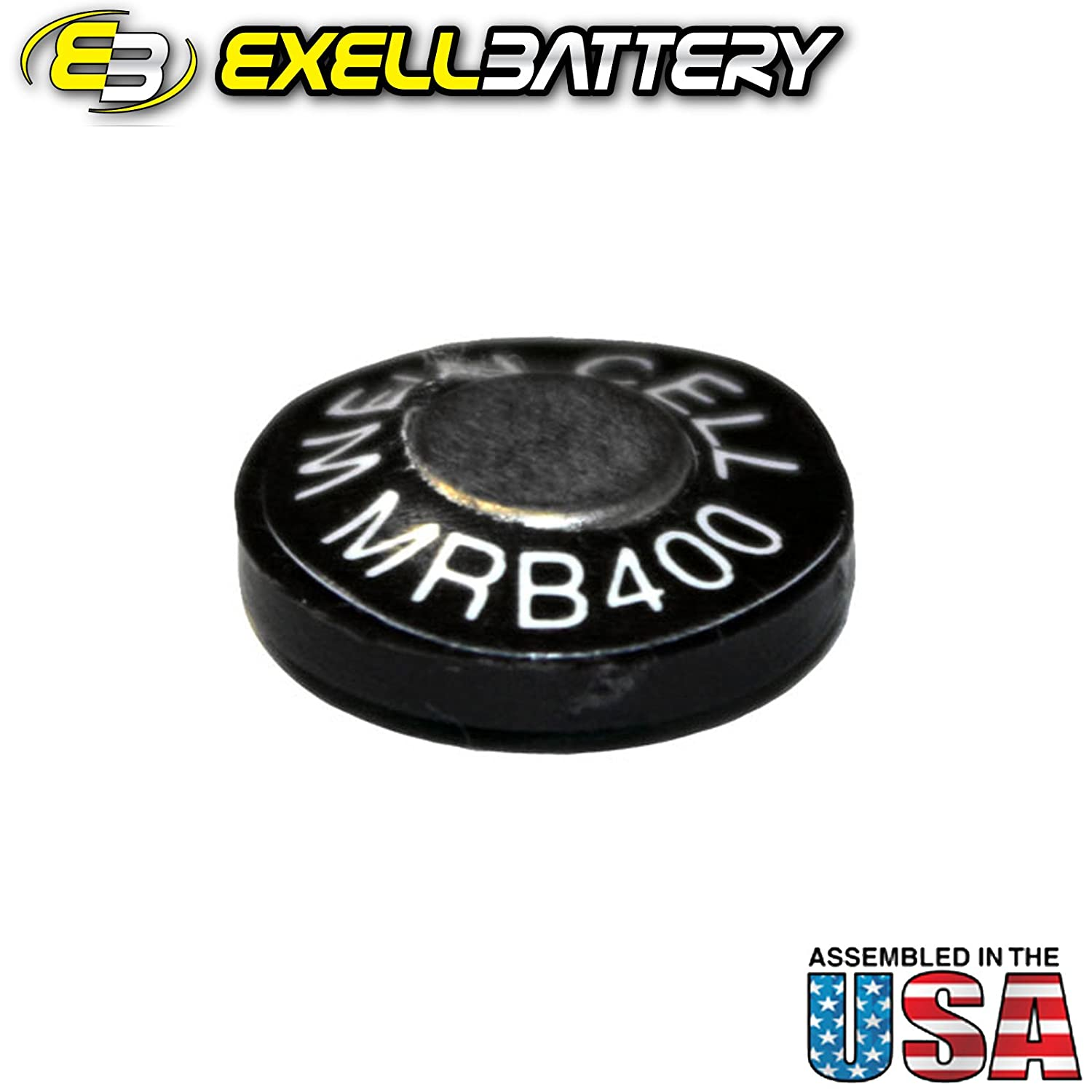 The MRB400 is a battery replacement for the NEDA 1116M battery