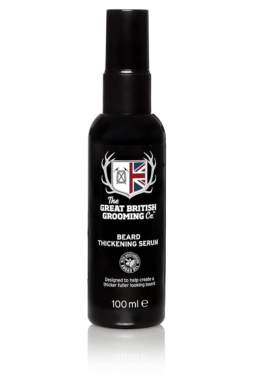 El gran británico Grooming barba engrosamiento Suero 100ml QBC G100300