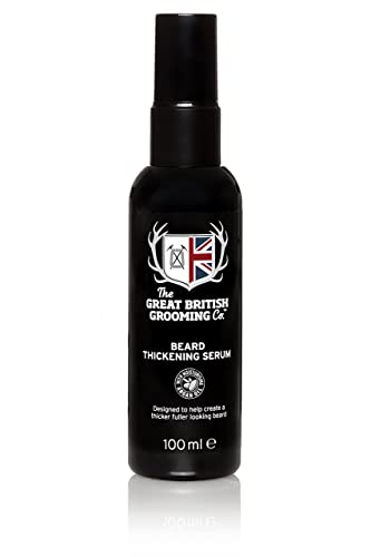 The Great British Grooming Beard Thickening Serum 100 ml