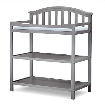Sorelle Berkley Dressing Table Gray