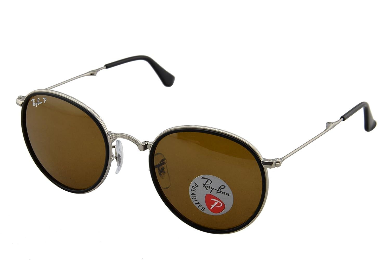 Ray-Ban Gafas de Sol Mod. 3517 Sun019/N6Polar Plateado: Amazon.es: Ropa y accesorios