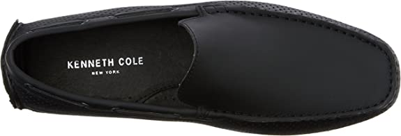 Kenneth Cole New York Mens Peer Pressure Moc Toe Loafer Shoes
