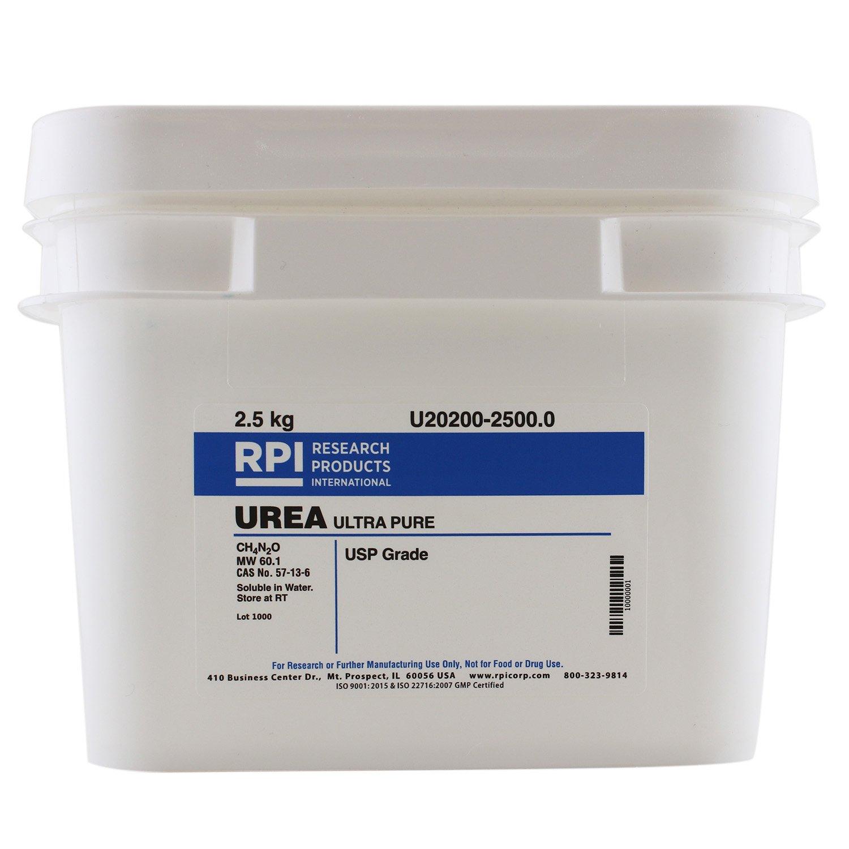 Urea, UltraPure (USP Grade), 2.5 Kilograms