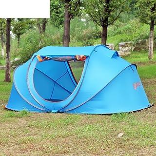 DXG&FX Tente extérieure Automatique 2Deuxième Ouverture Mise en Place de Camping Tente-Free Tente imperméable de Camping
