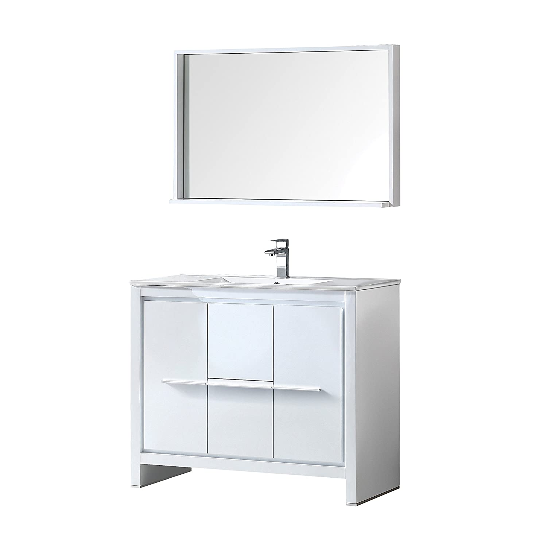durable modeling fresca bath fvnwh allier  modern bathroom  - durable modeling fresca bath fvnwh allier  modern bathroom vanitywith mirror