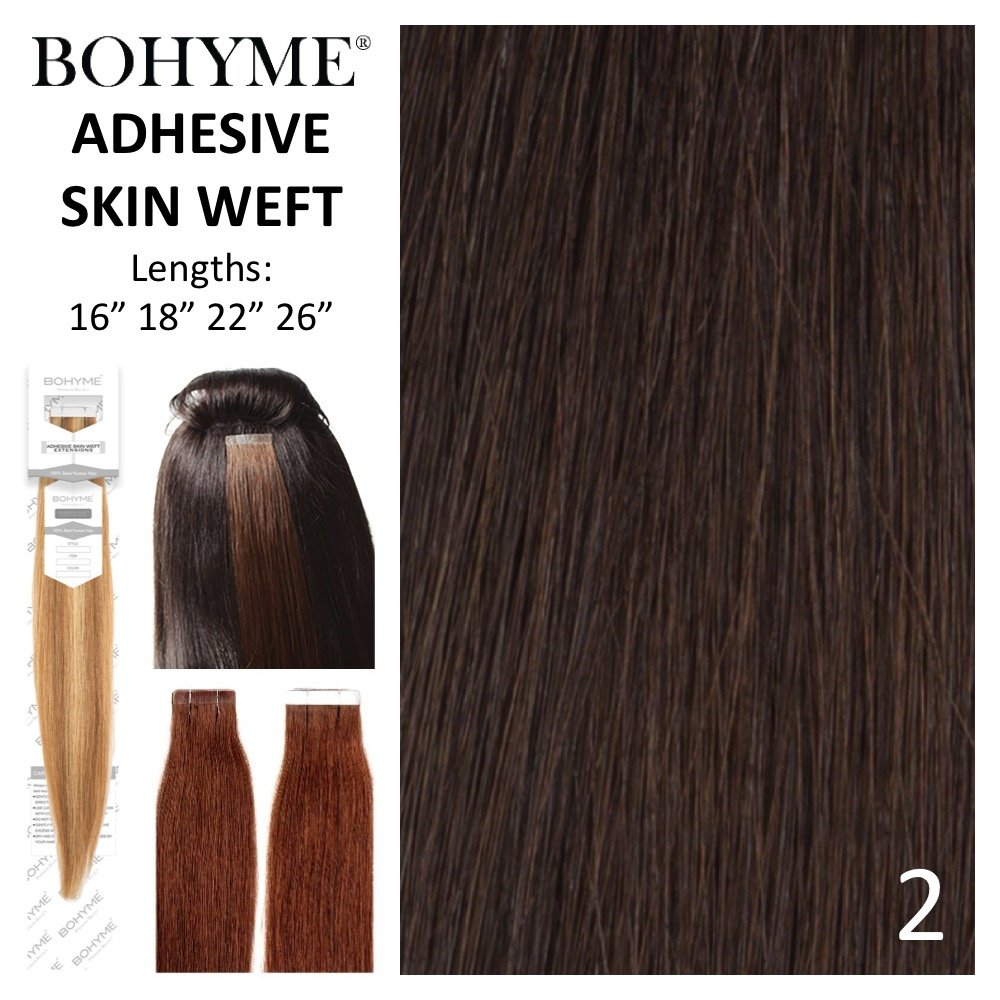 Amazon Bohyme Tape In Skin Weft 100 Remi Human Hair