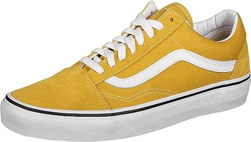 vans jaune 38