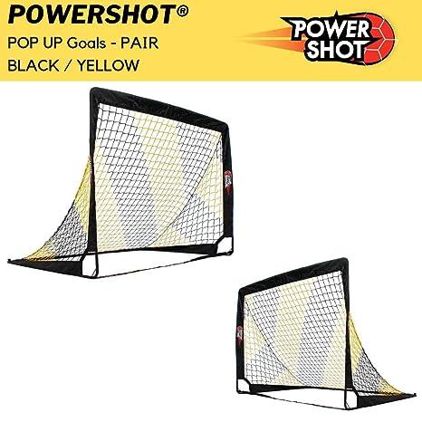 Powershot Fußballtor Pop Up 2 Größen Zur Auswahl 2er Set