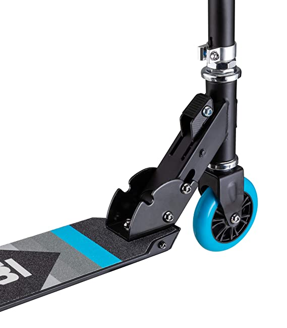 Amazon.com: Mongoose Trace serie de patinete plegable, con ...