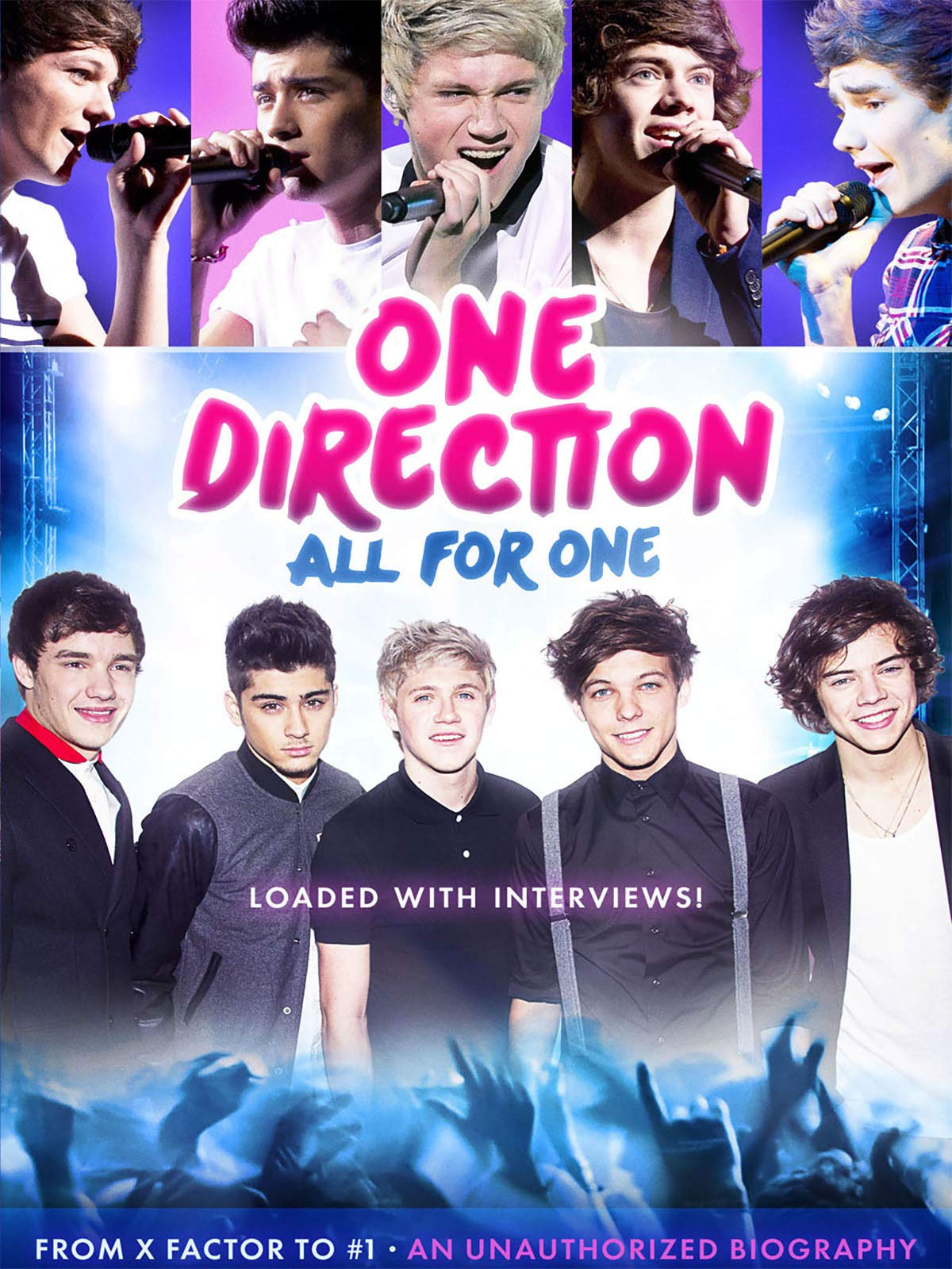 One Direction One For All on Amazon Prime Video UK