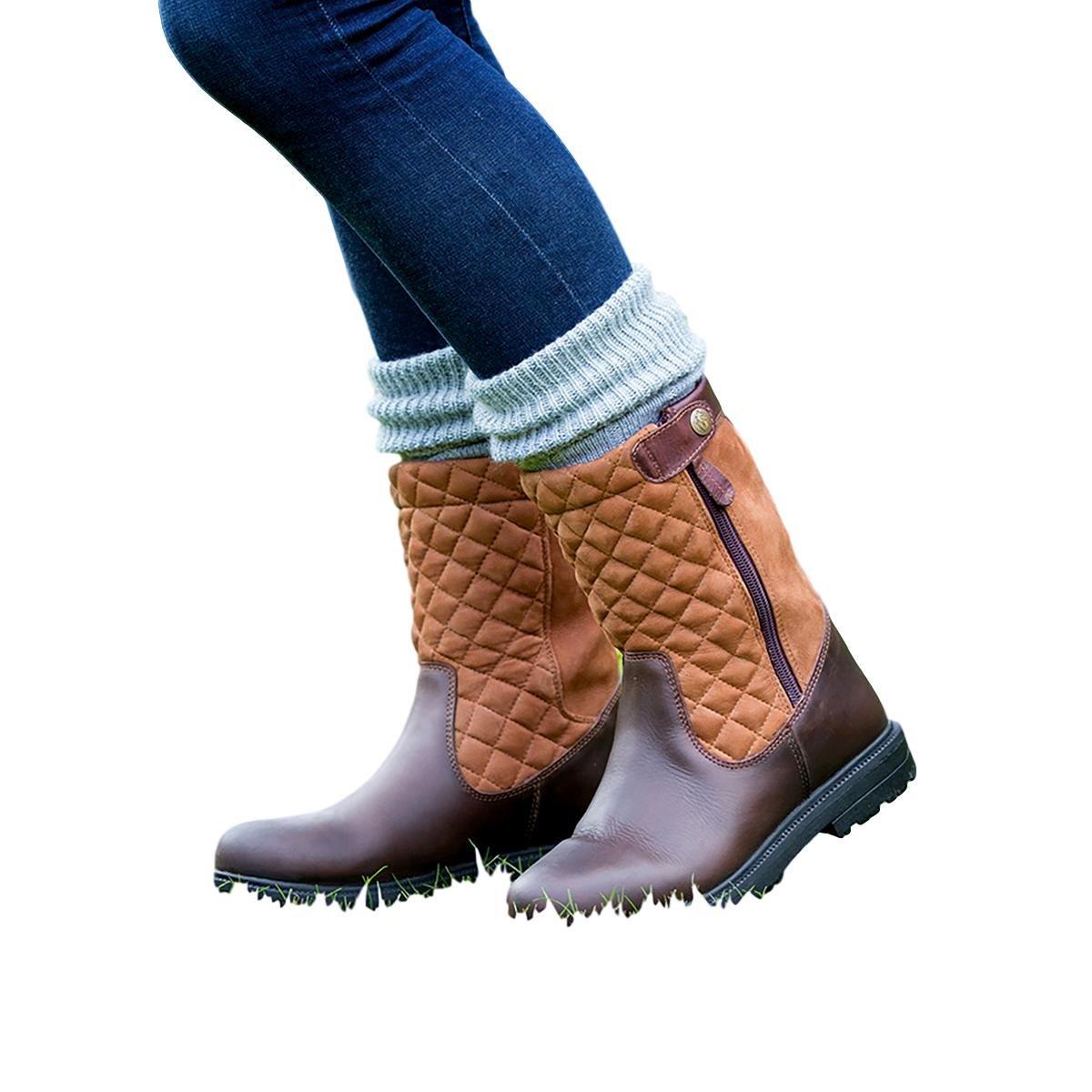 Shires Moretta Vita Stiefel – Reiten Reiten Reiten Equine Country Walking Wasserdicht kurz 98bc01