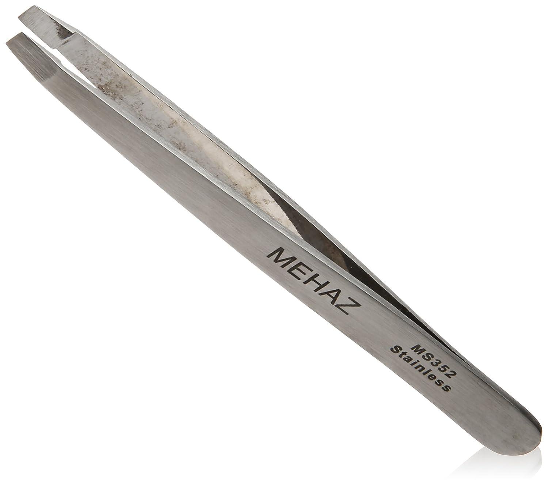 MEHAZ Tweezer 9.5cm Scissors Straight, 1-Count MS352