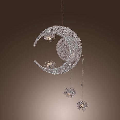 Chandelier Creative Personalized Children\'s bedroom lamp modern ...