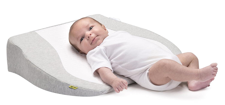 Babymoov A050008 Keilkissen Cosymat, grau