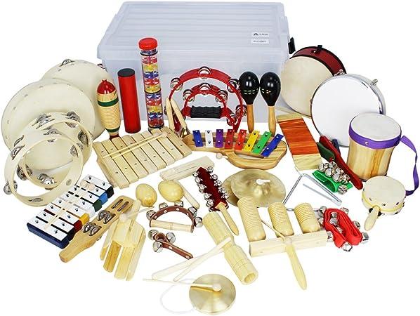 A-Star AP0014 - Paquete de clase de percusión: Amazon.es ...