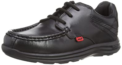 8f5befb7b9ad Kickers 112820 Boys  Reasan Lace Y Shoes  Amazon.co.uk  Shoes   Bags