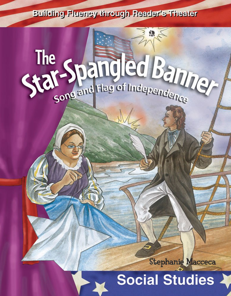Download The Star-Spangled Banner: My Country (Building Fluency Through Reader's Theater) pdf