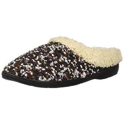 Dearfoams Df Women's Boucle Clog Slipper (Certified Refurbished) | Shoes