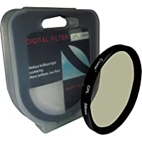 Ozure Circular Polarizer Lens (CPL) (58mm)