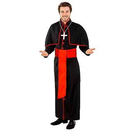 dressforfun Costume da uomo - Cardinale Giovanni  243bd54c5c1