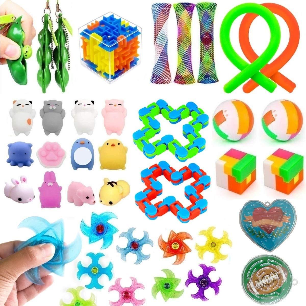 Sensory Figet Toys Adhd Autism Special Occupational Thra uDSJUKL czKIL