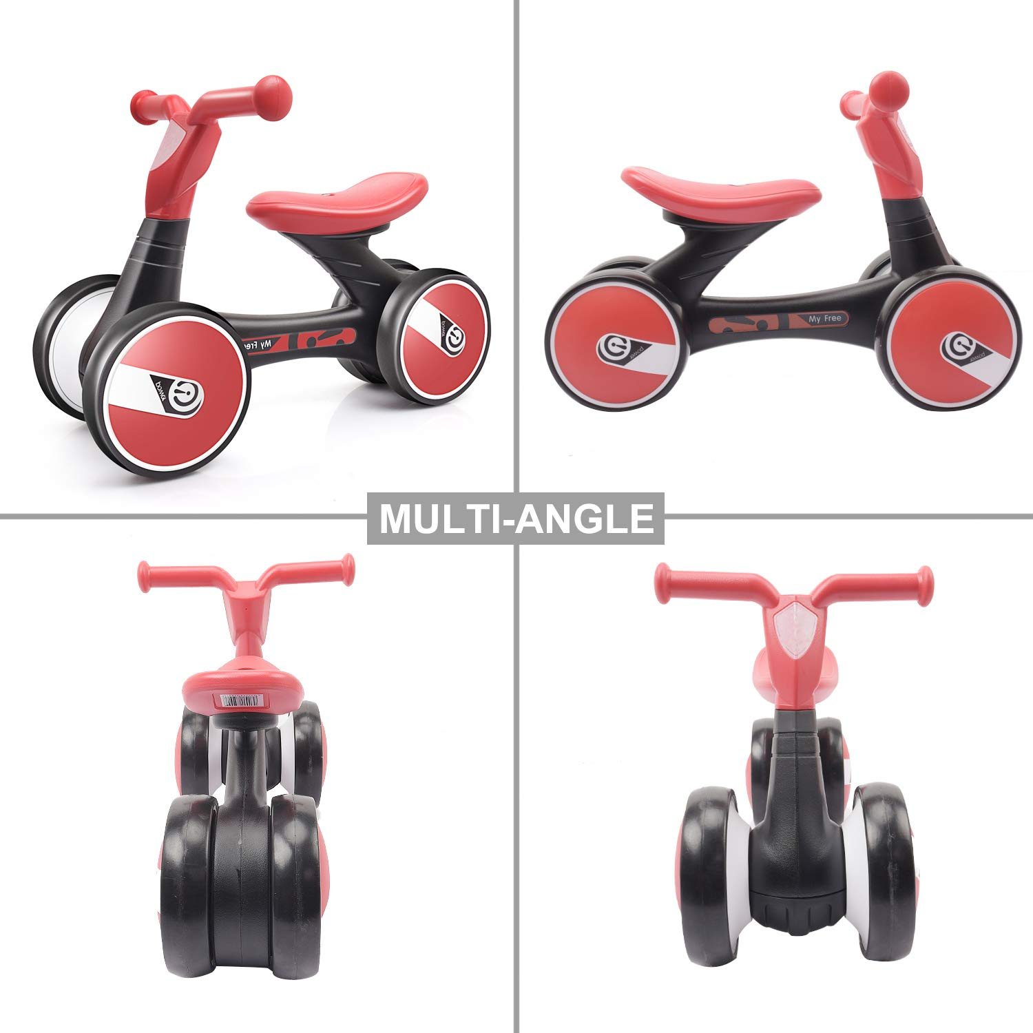 XJD Baby Balance Bike Bicycle Ride On Toys 1 Year Old Boys Girls Walker 10