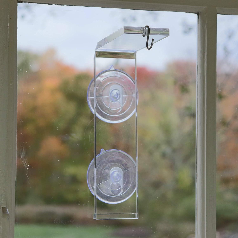 WINDOW HOLDER SUCTION CUPS WINDOW GLASS HOLDER