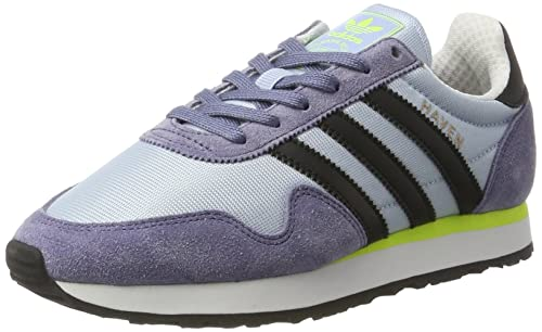 the latest c9815 c0c21 Adidas Haven, Zapatilla de Deporte Baja del Cuello Unisex Adulto, Azul  (Easy Blue Core Black Solar Yellow), 37 1 3 EU  Amazon.es  Zapatos y  complementos
