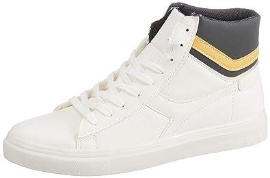 7c79026e43e26 Koton Erkek Spor Ayakkabı, Beyaz, 41 Numara