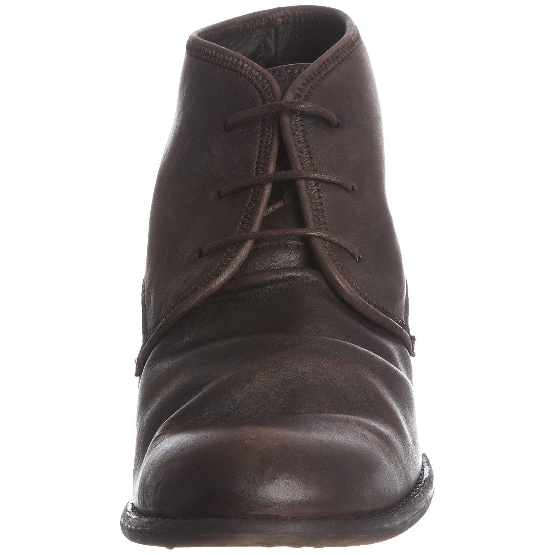 FLY London Herren Watt Kurzschaft Brown) Stiefel Braun (Braun Dk Brown) Kurzschaft 168f24
