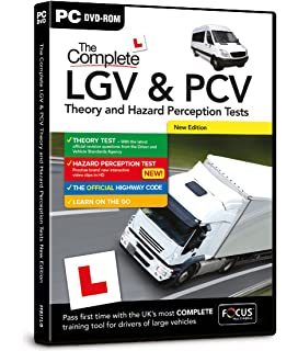 LGV and HGV training in Newtownabbey  Belfast and surrounding areas Driving Test Success PC DVD ROM The Complete LGV   PCV Driver CPC Case Study Test