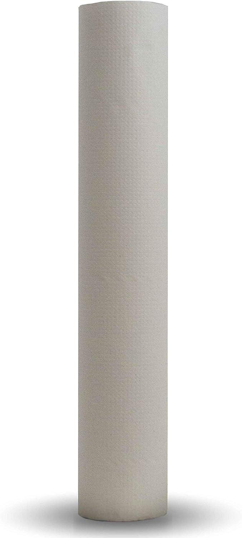 Caja de 6 rollos de papel camilla 85m color blanco eco. Eseuve Profesional.
