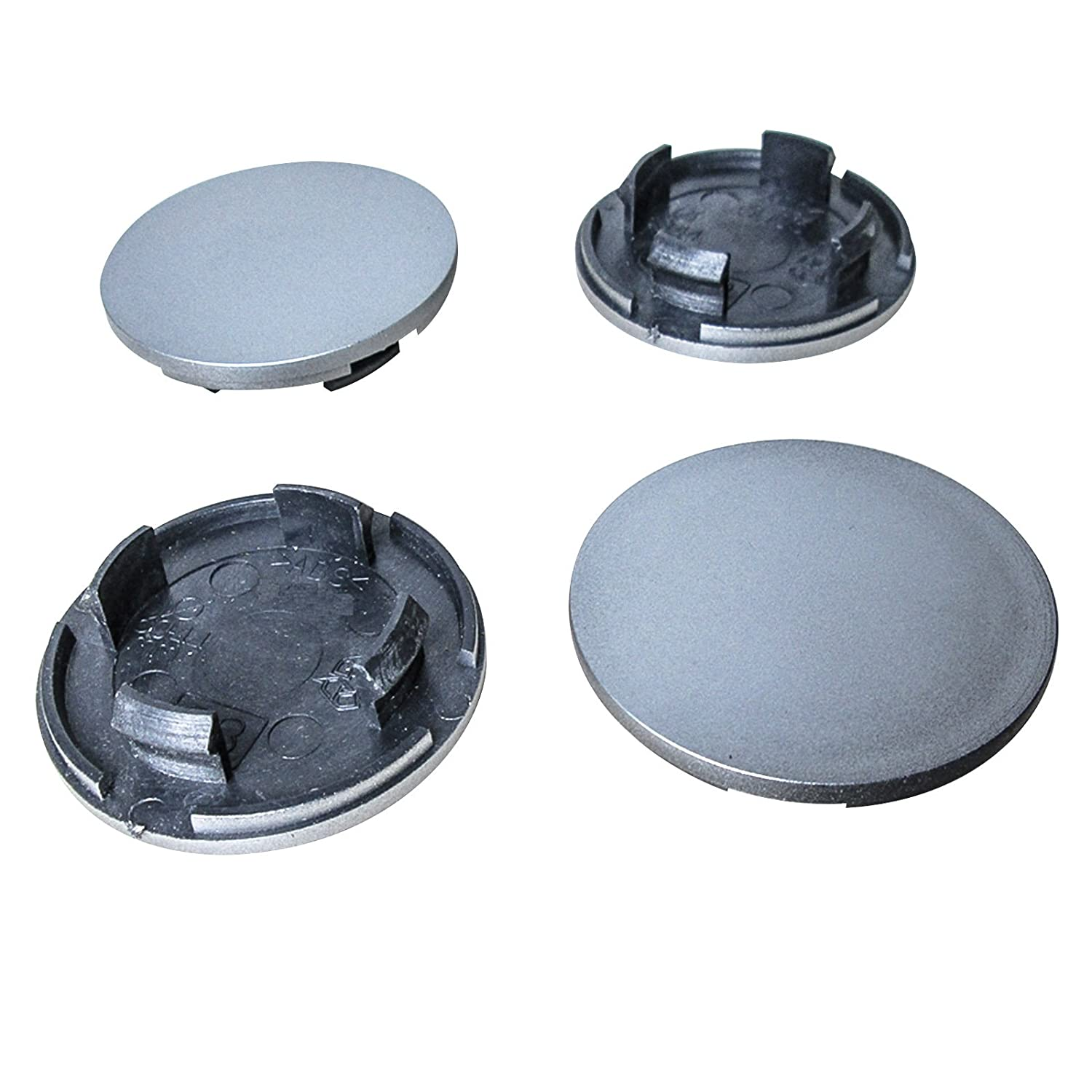 Hub Caps 60 mm / 43 mm for Universal 4 pcs