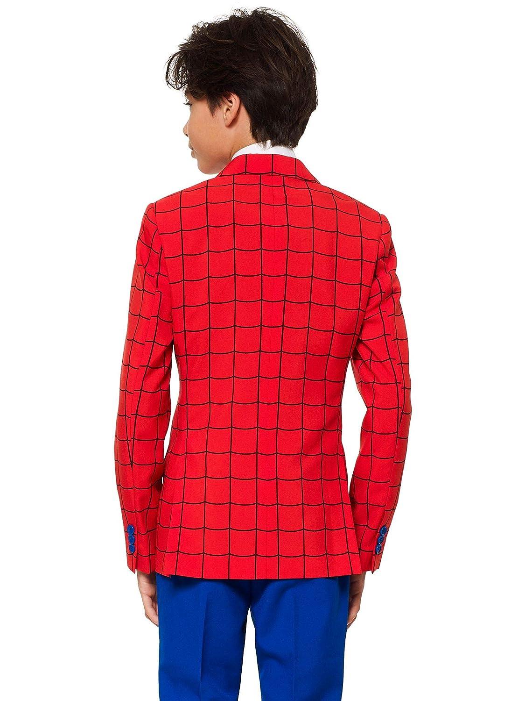 Generique - Traje Mr. Spiderman Adolescente Opposuits 16-18 años ...