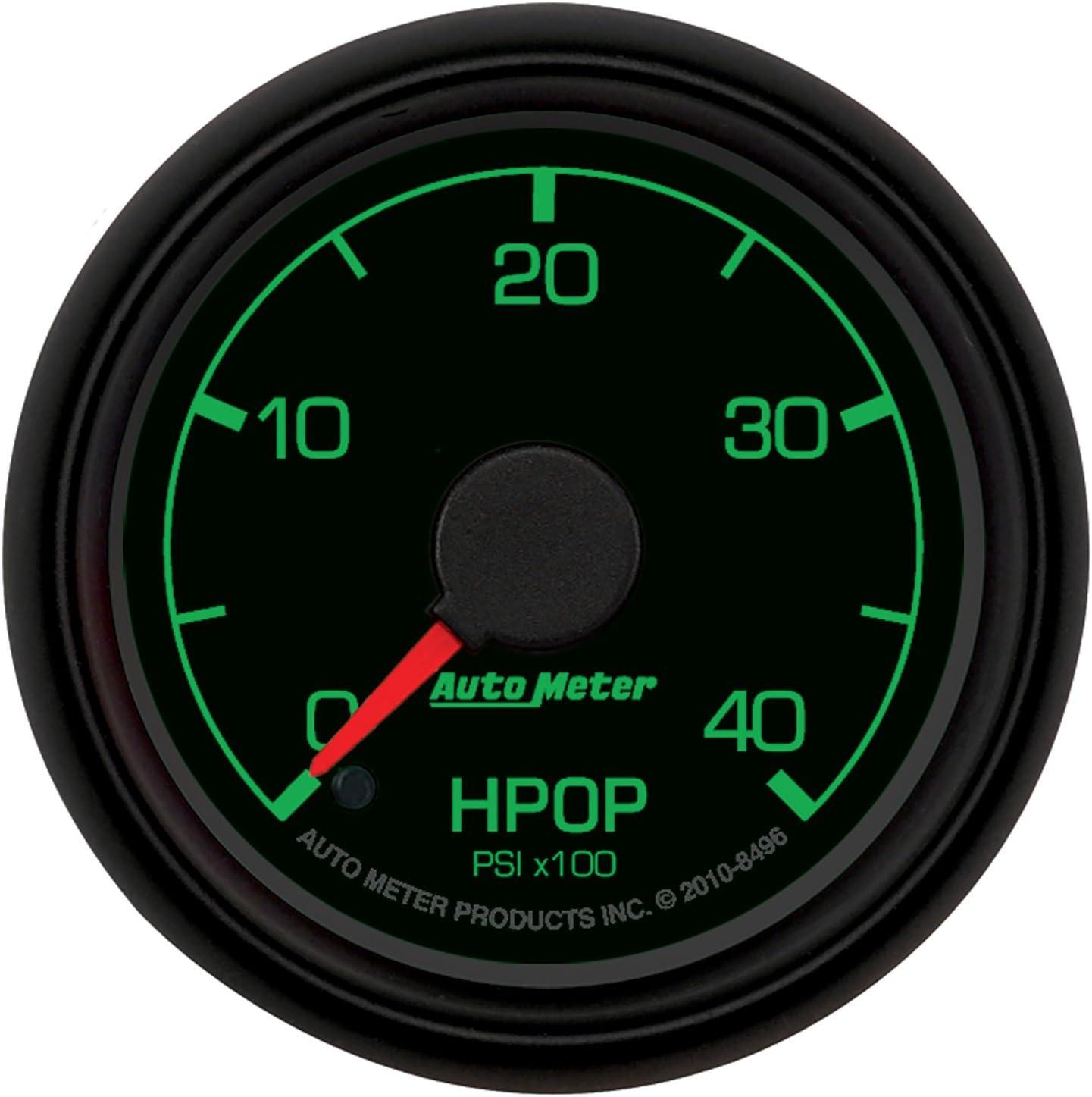 Auto Meter 8496 2-1/16