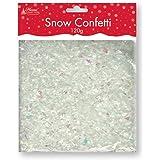 120G ARTIFICIAL FAKE SNOW CONFETTI CHRISTMAS DECORATION XMAS DISPLAY