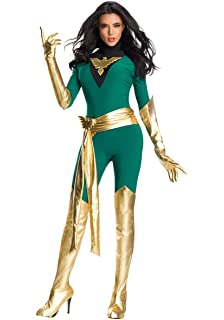 Medium Rubie/'s Costume Co 821013/_M Rubies Costume Co Womens Marvel Universe Phoenix Costume As Shown