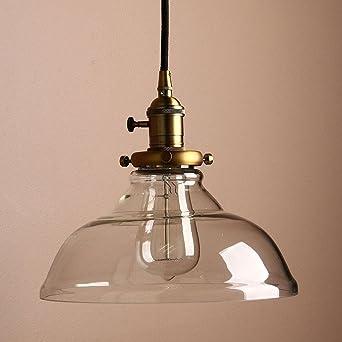 AuBergewohnlich Nostalgie Designer Deckenlampe Kupferfarbigen Rund Kugel Glas Lampenschirme  Deckenleuchte Kreativ 1 Flammig Kronleuchter Esszimmerlampe Für Küche