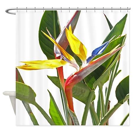 CafePress Bird Of Paradise Shower Curtain