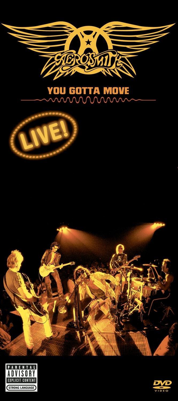 Aerosmith: You Gotta Move (DVD +CD)