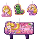 Rapunzel Dream Big Molded Candle Set (4ct)
